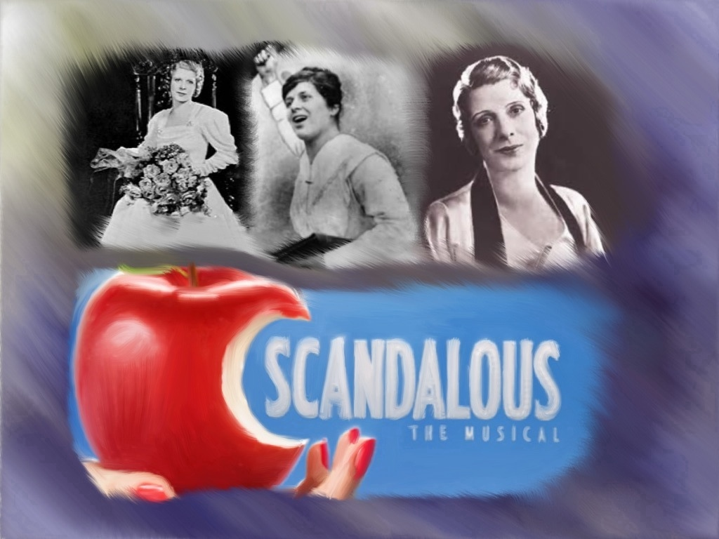 17 and counting scandalous broadway