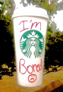 Starbucks (I'm Bored)